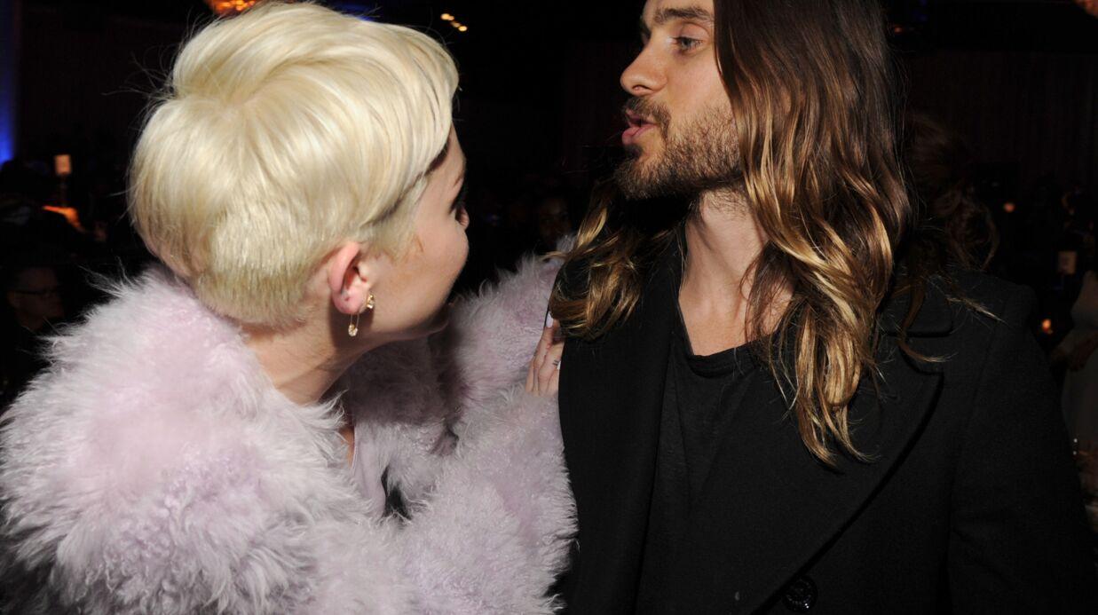 Miley Cyrus flirterait avec Jared Leto