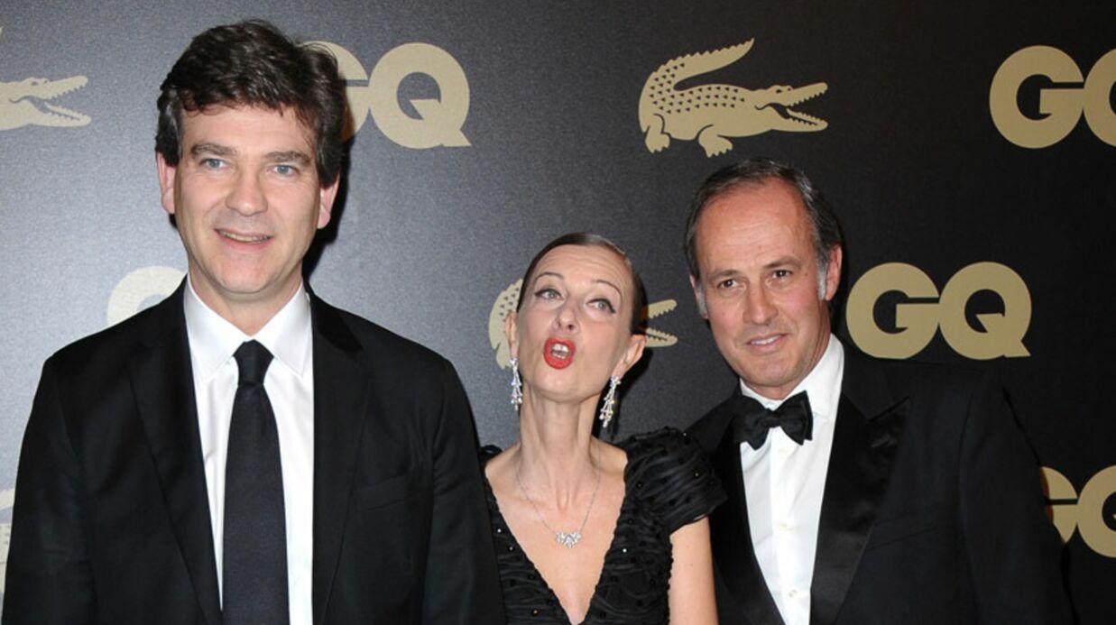 PHOTOS Jean Dujardin homme de l'année aux trophées GQ