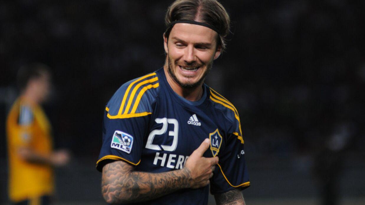 David Beckham restera à Los Angeles pour au moins deux ans