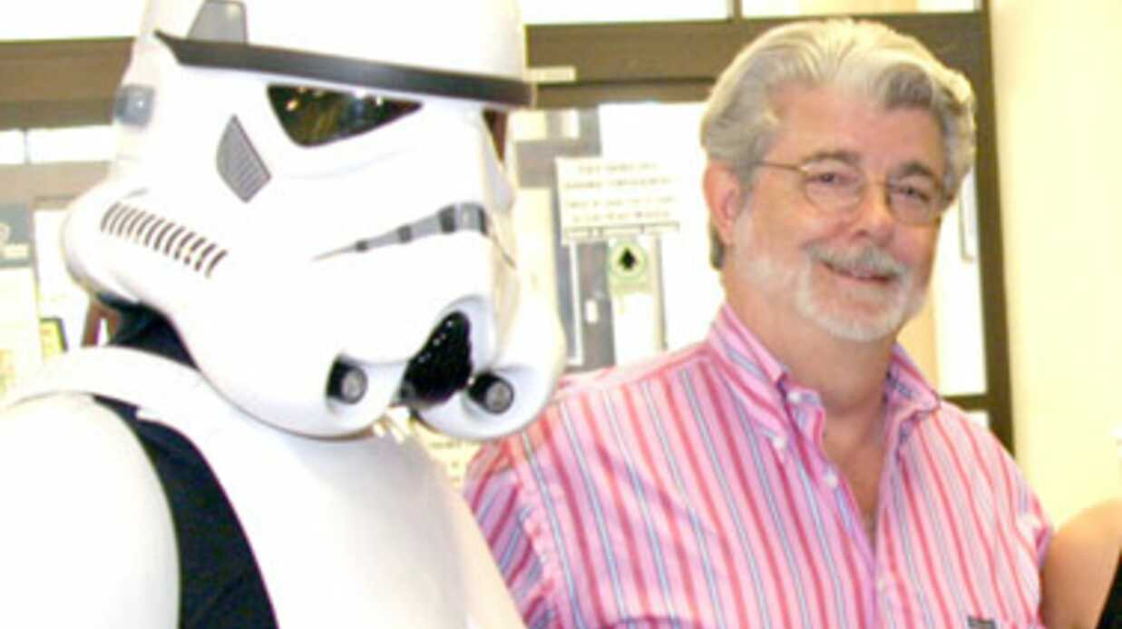 George Lucas, amer, veut plaquer Holly­wood