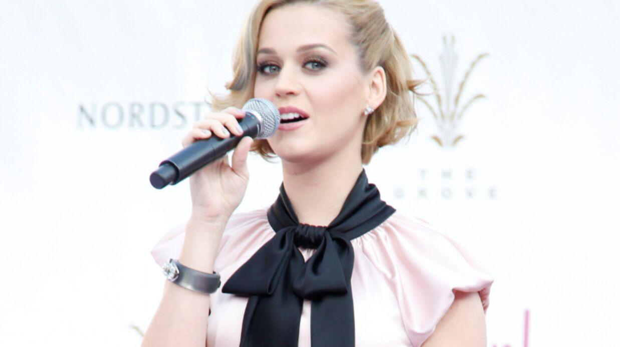 Le prochain livre de Russell Brand rend Katy Perry nerveuse