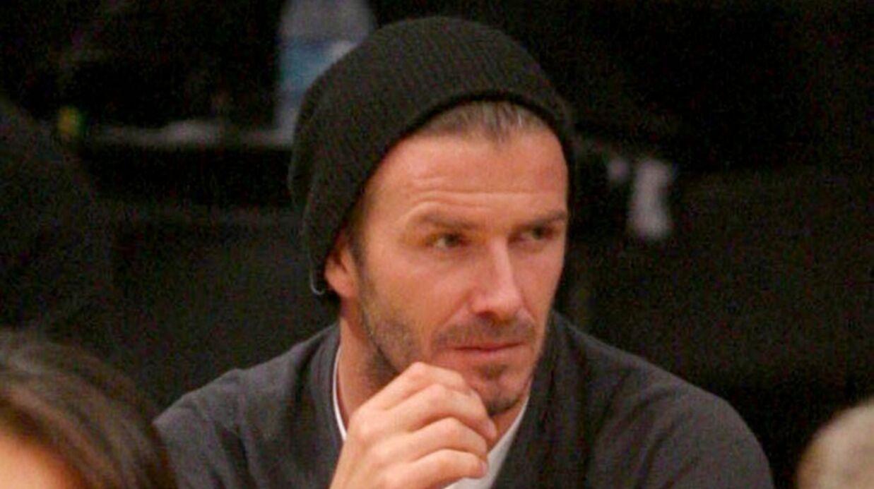 Beckham est furieux d'avoir été insulté par Morrissey