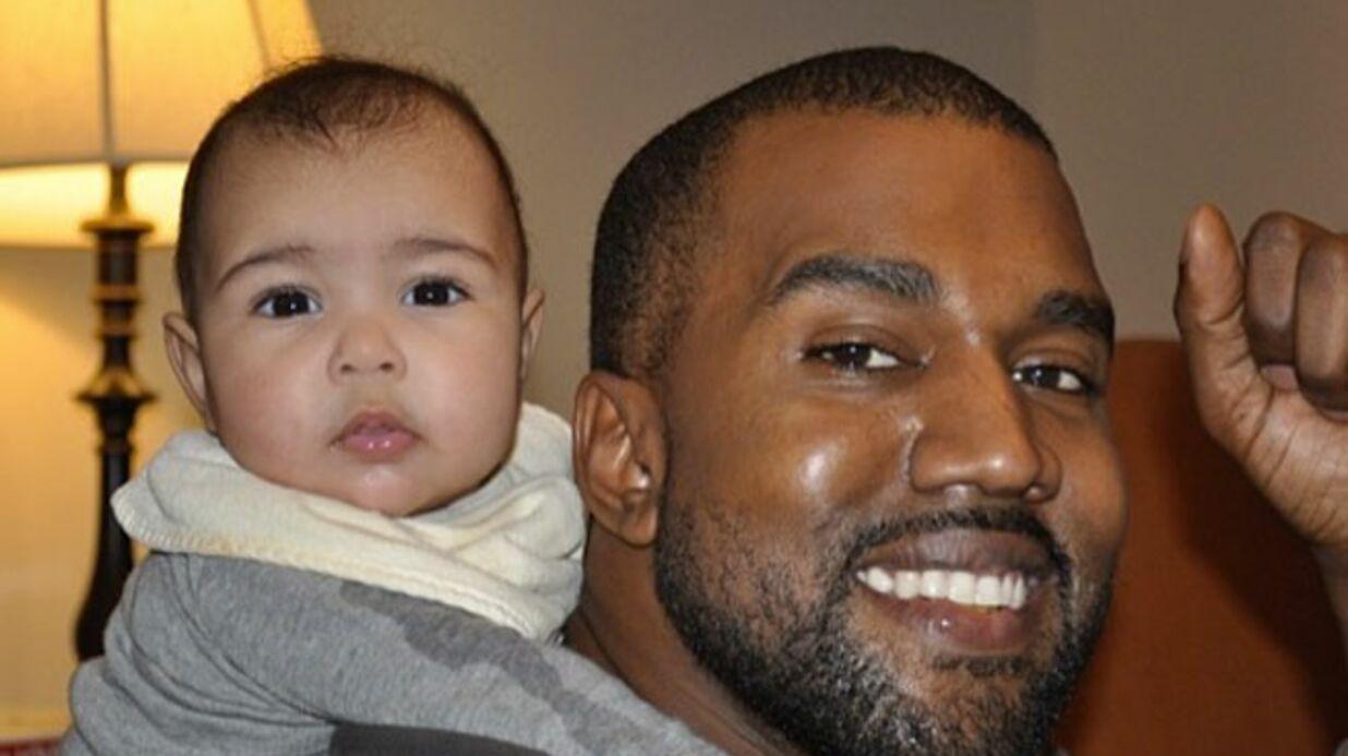 Kim Kardashian poste de nouvelles photos de sa fille