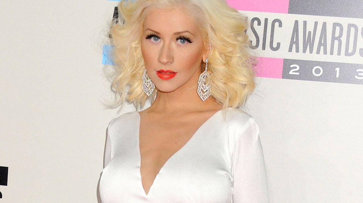 Christina Aguilera publie la première photo de sa fille