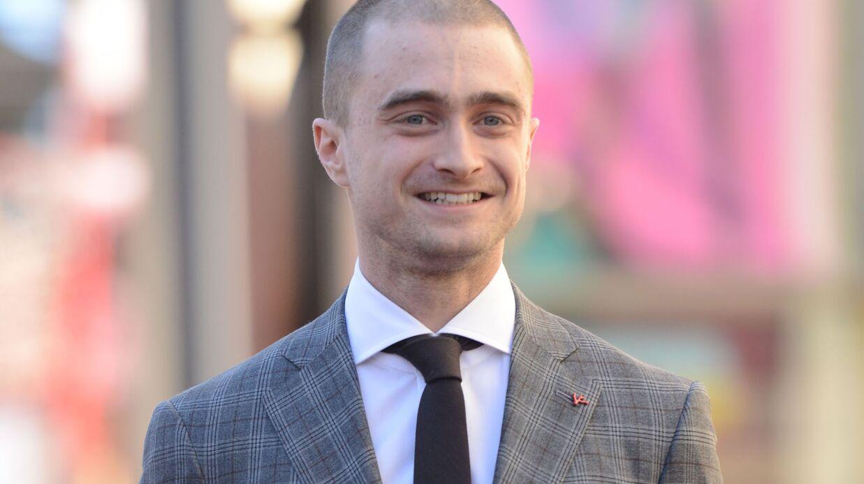 PHOTO Daniel Radcliffe comme vous ne l'avez jamais vu: torse nu et hyper musclé