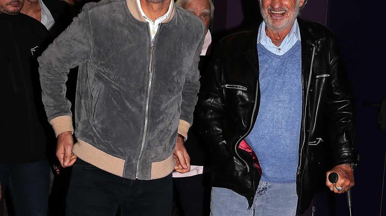 Jean-Paul Belmondo: l'émouvant hommage de son fils Paul