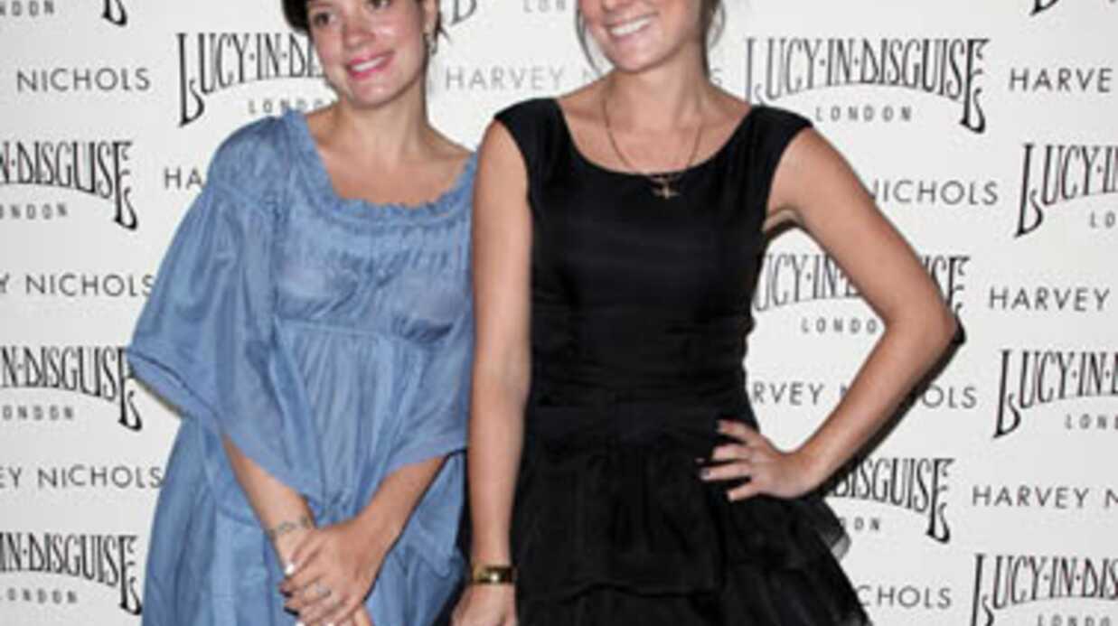 Lily Allen: sa boutique de fringues ferme ses portes