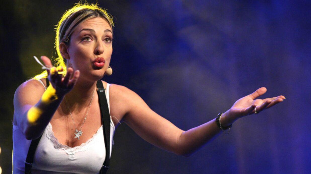 Eve Angeli: son «cerveau ne s'irrigue plus» quand elle panique