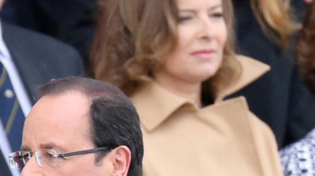 Valérie Trierweiler – François Hollande: la rupture évitée de justesse?