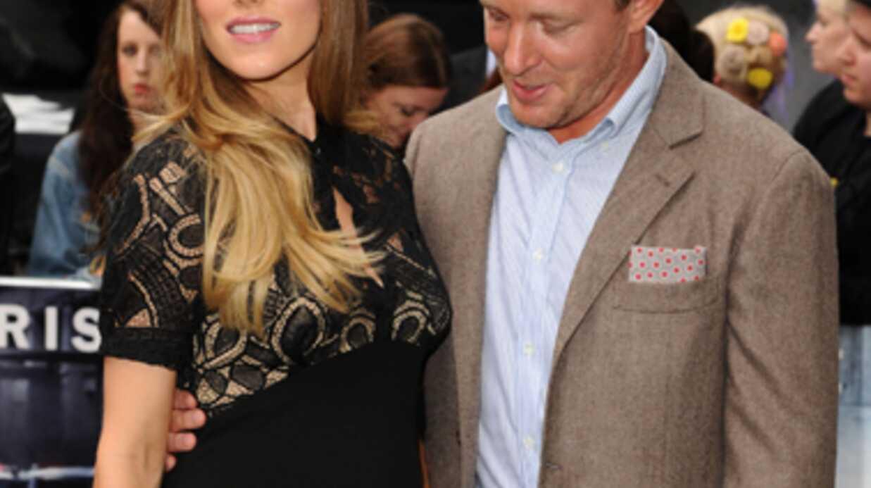 Guy Ritchie: sa compagne Jacqui Ainsley de nouveau enceinte