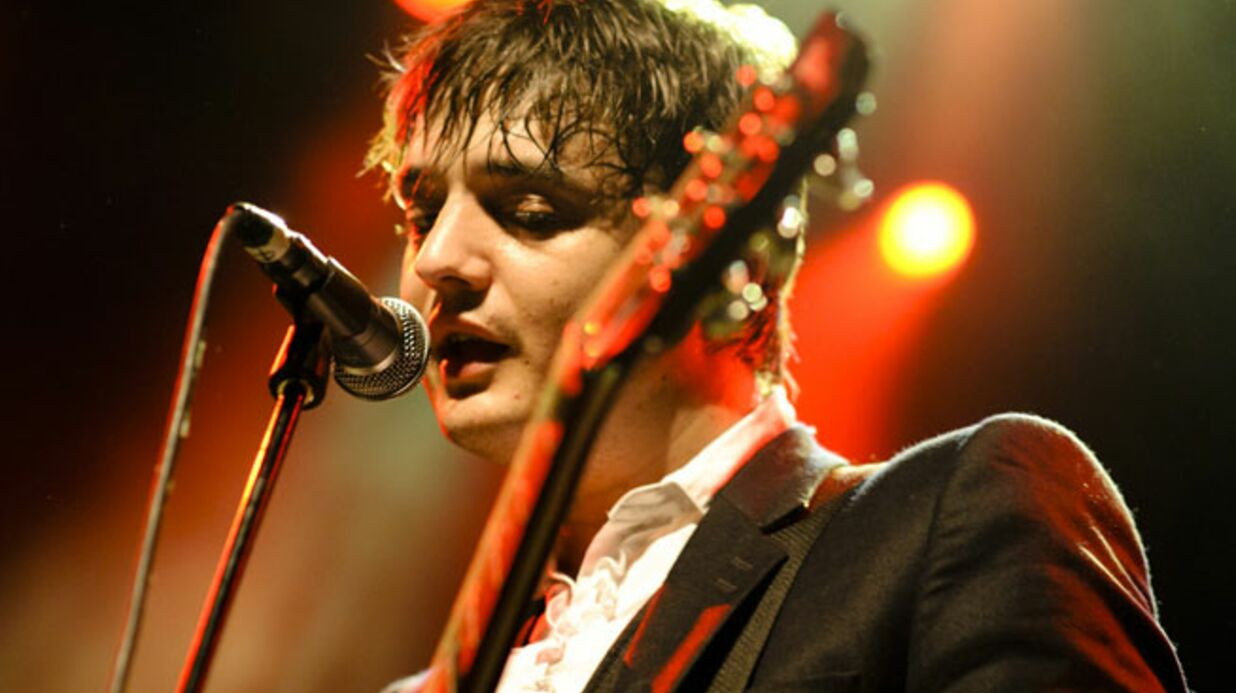 Pete Doherty veut deman­der la natio­na­lité française