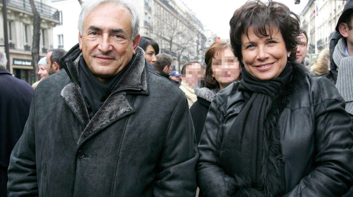 Anne Sinclair et DSK: le livre qui dévoile leurs derniers petits secrets…