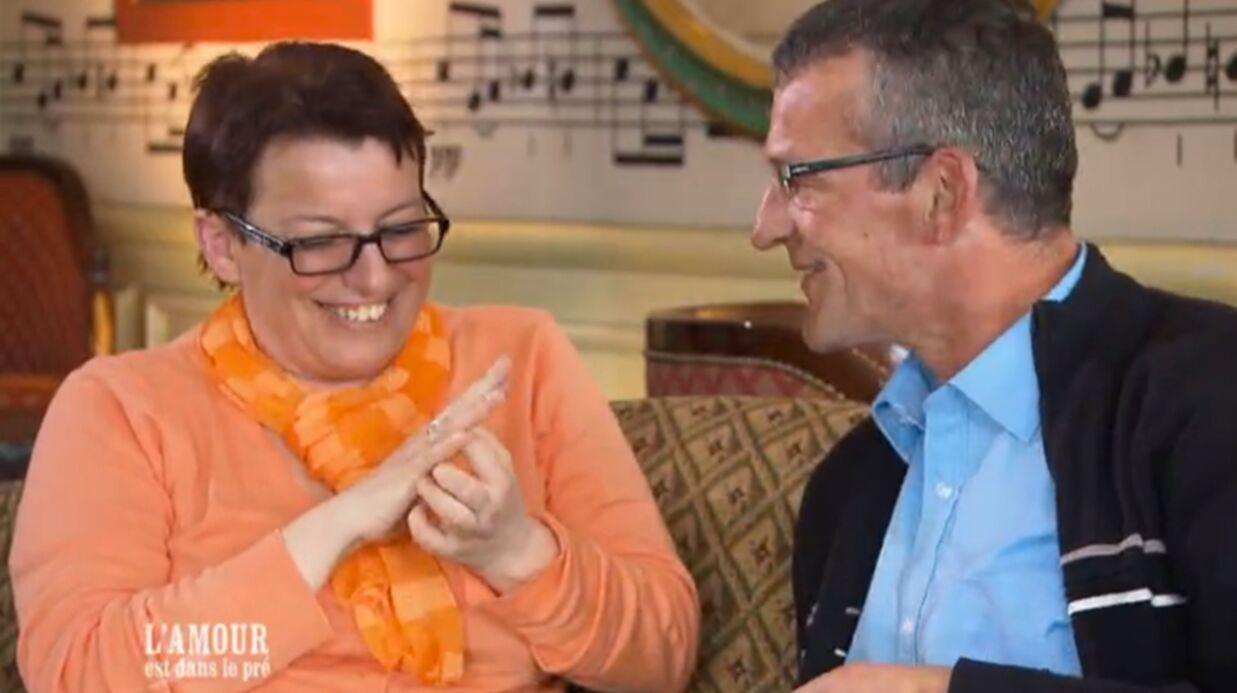 L'amour est dans le pré: Jean-Claude a demandé Maud en mariage