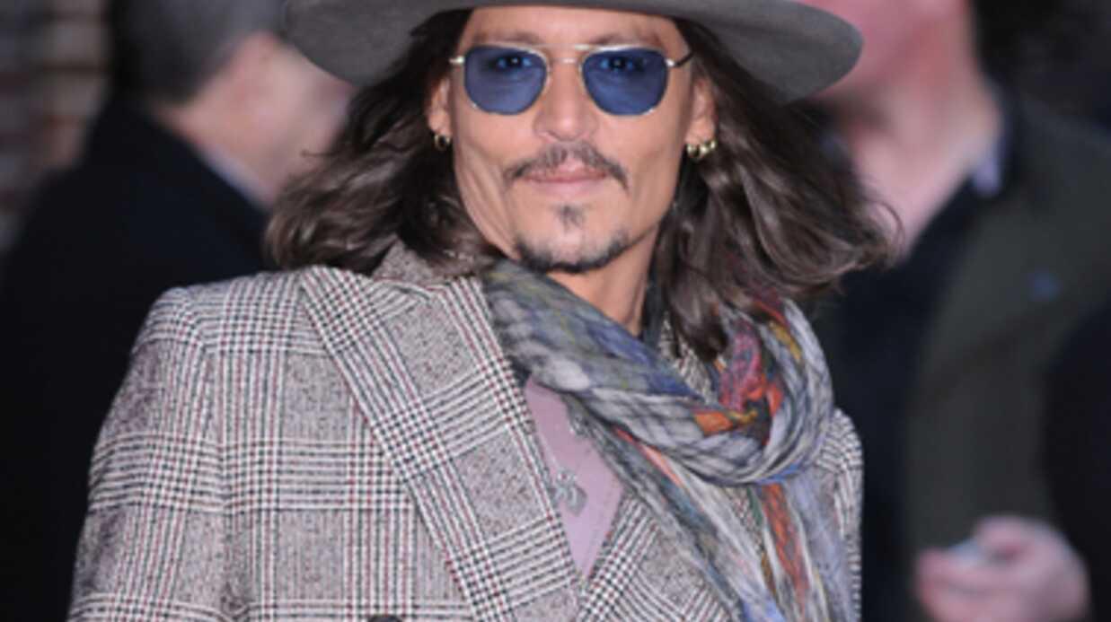Johnny Depp révèle les causes de sa rupture avec Vanessa Paradis