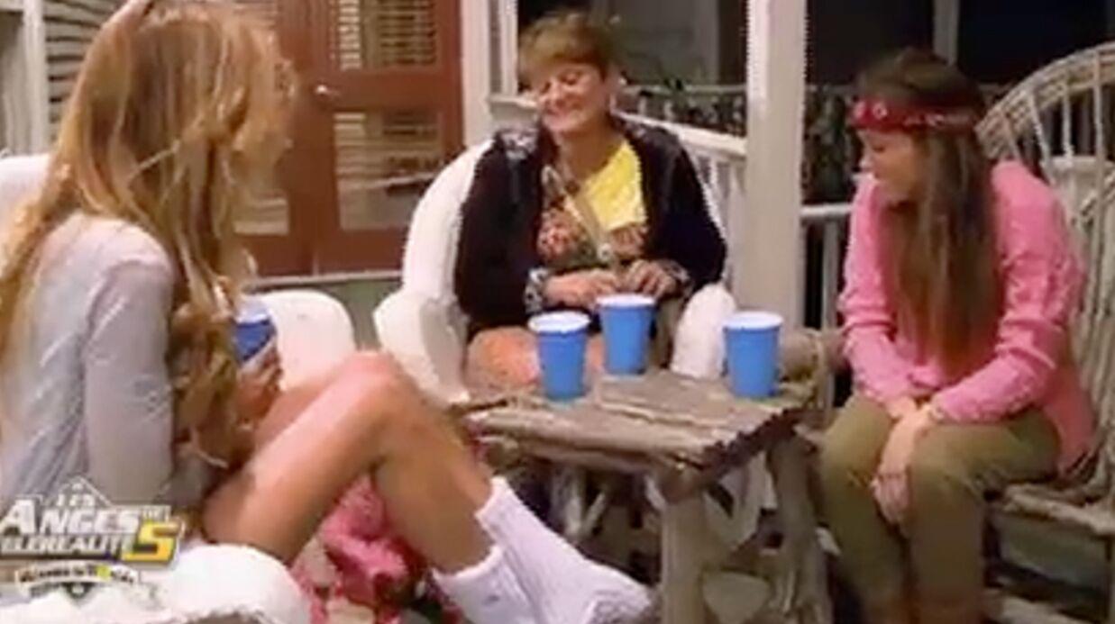 Les Anges de la téléréalité 5: Benjamin et Marc s'éclatent avec de jeunes Américaines