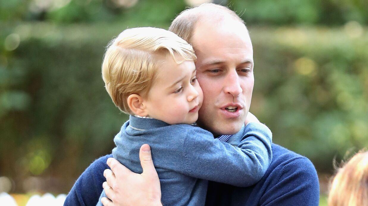 Le prince William attaqué pour avoir posté une photo avec un seul de ses enfants pour la fête des pères