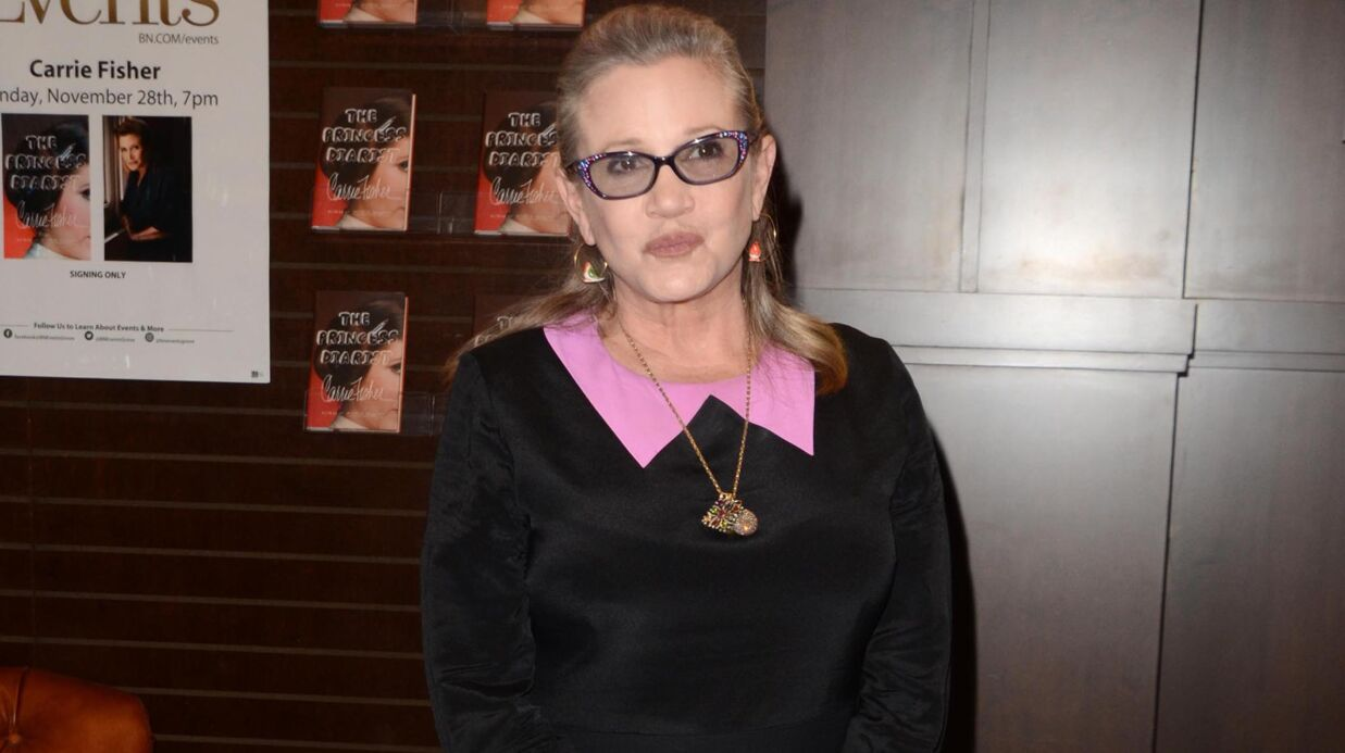 Mort de Carrie Fisher: des traces de cocaïne et d'autres drogues retrouvées dans son organisme