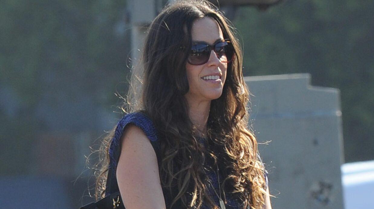 Alanis Morissette: adepte du maternage