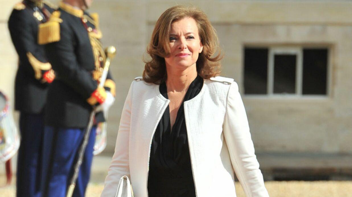 Valérie Trierweiler: une «First Lady» aux Etats-Unis