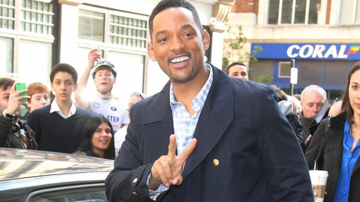 VIDEO Will Smith gifle un jour­na­liste à Moscou