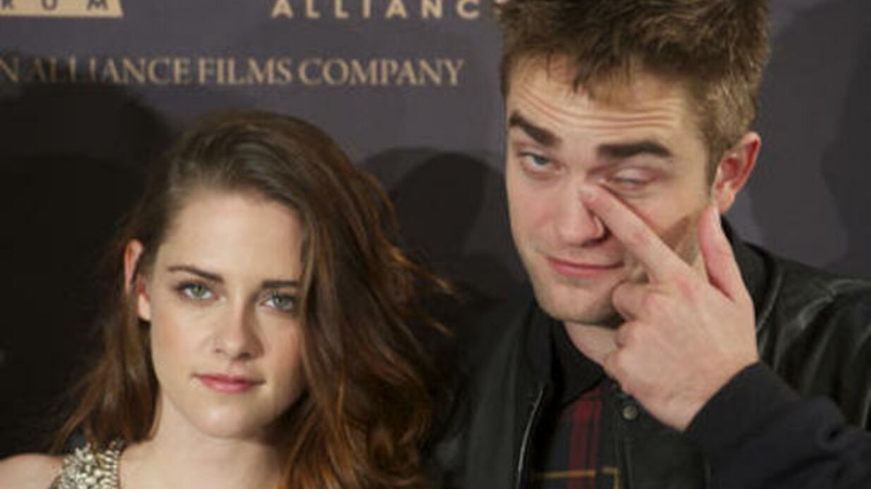 Kristen Stewart et Robert Pattinson auraient (encore) rompu