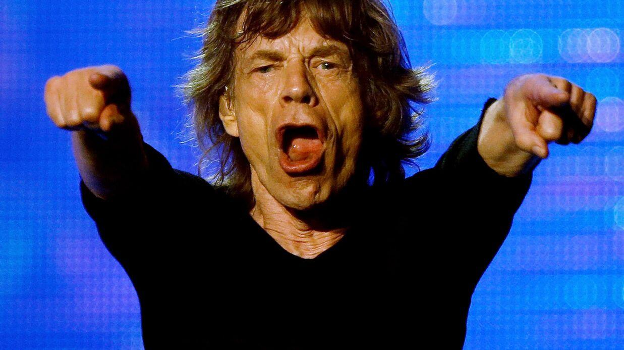 Mick Jagger: sa petite-fille Assisi a accouché, le rockeur est arrière-grand-père