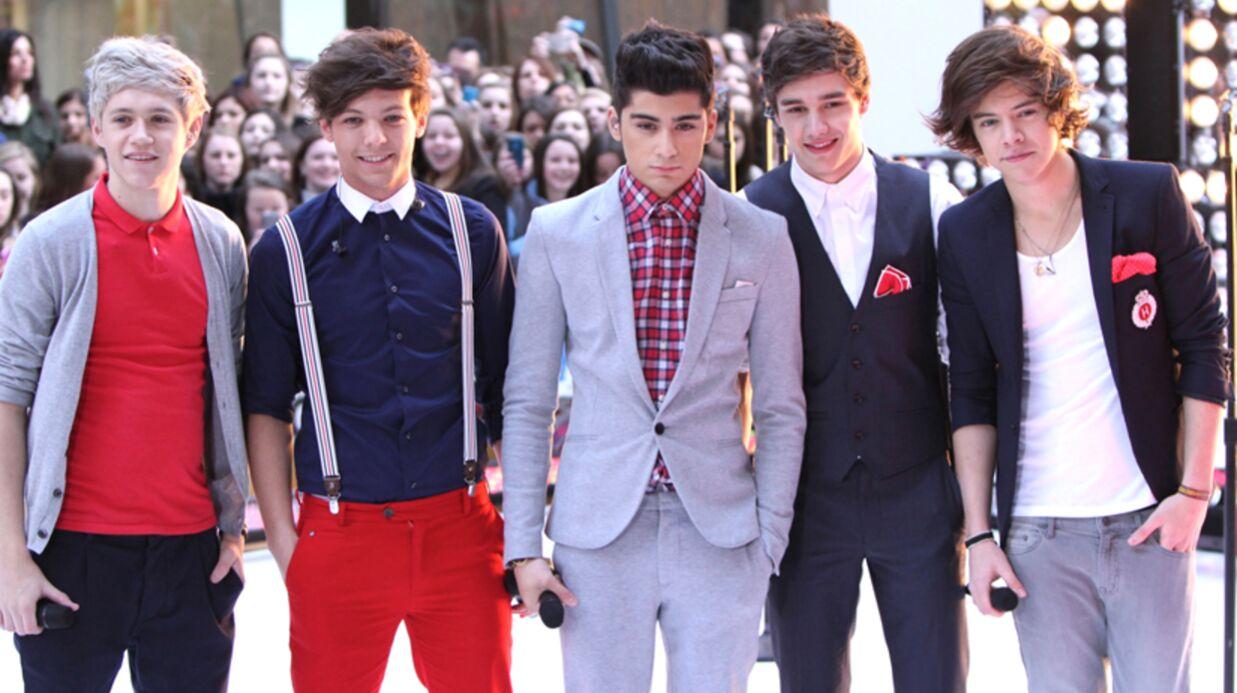 One Direction: leur projet de sitcom effraie les fans