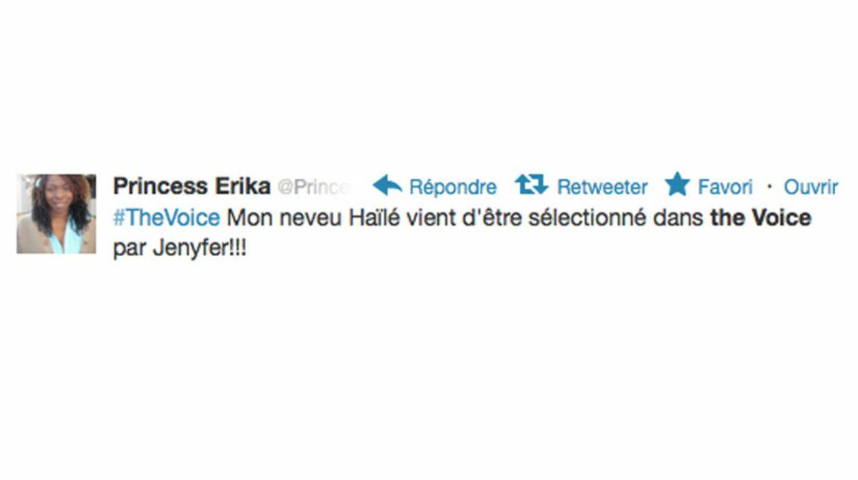 The Voice: Hailé est le neveu de Princess Erika