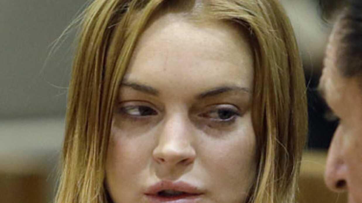 Lindsay Lohan échappe à la prison mais pas à la désintox