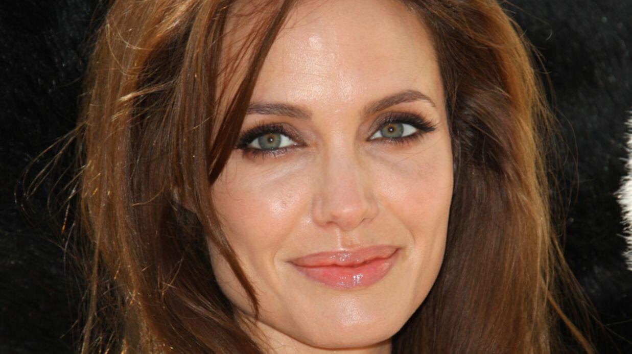 Angelina Jolie bientôt reine du désert pour un nouveau film?