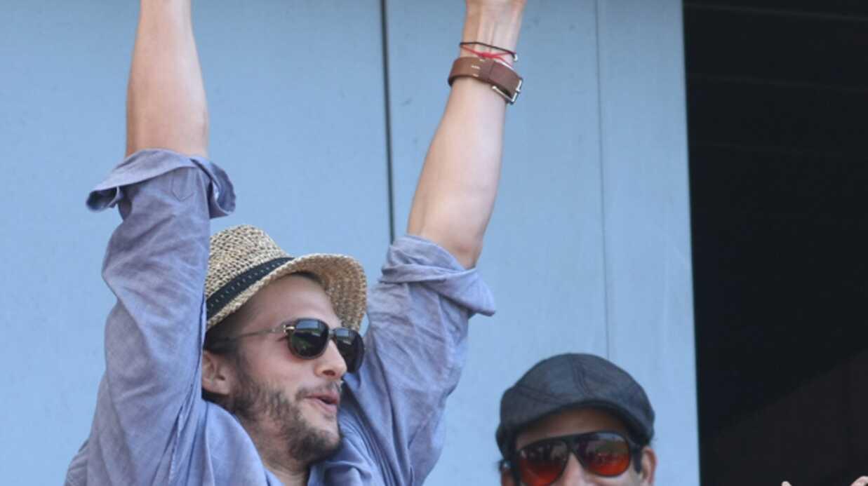 Problème de timing: Ashton Kutcher et ses conseils (périmés) de couple
