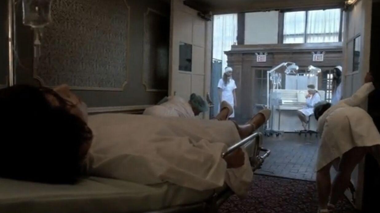 VIDEO Lady Gaga à l'hôpital pour le teaser de Marry The Night