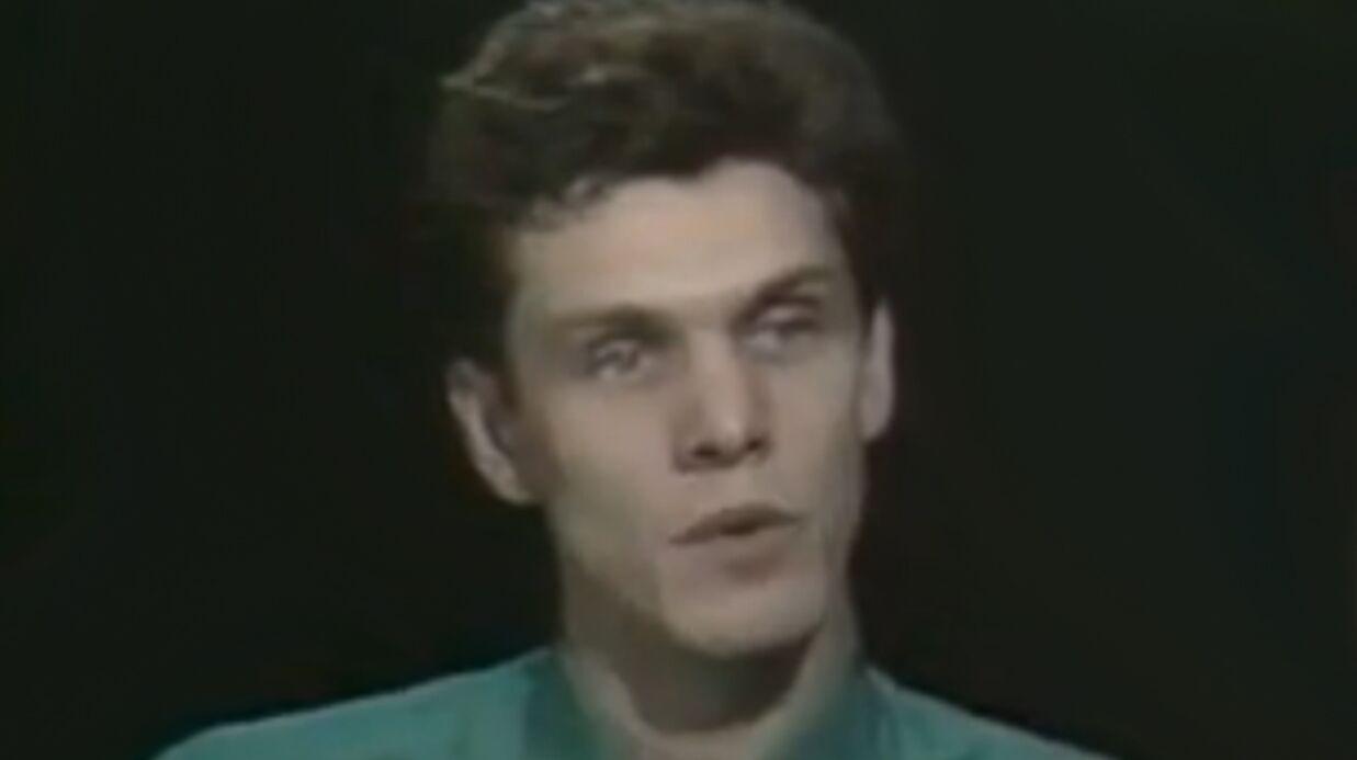 #1987 Marc Lavoine: confession d'un jeune chanteur avant la Cigale