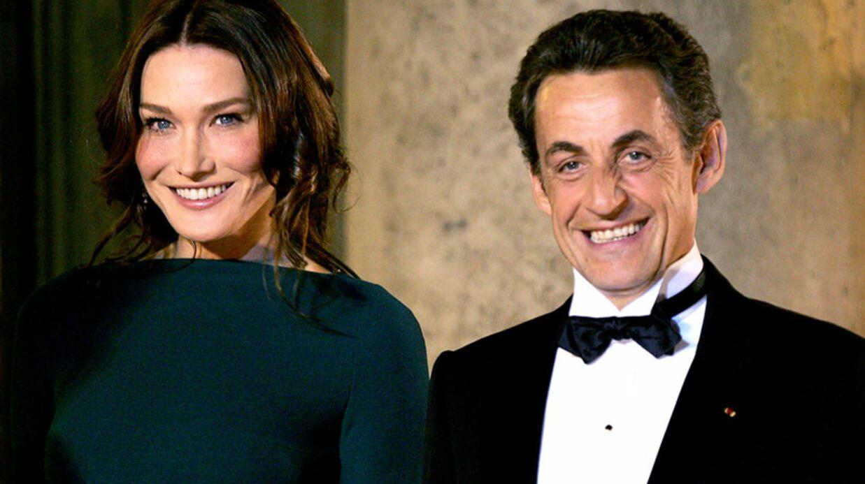 Le prénom de la fille de Nicolas Sarkozy annoncé aujourd'hui