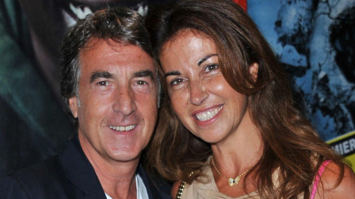 François Cluzet fou d'amour pour sa nouvelle femme