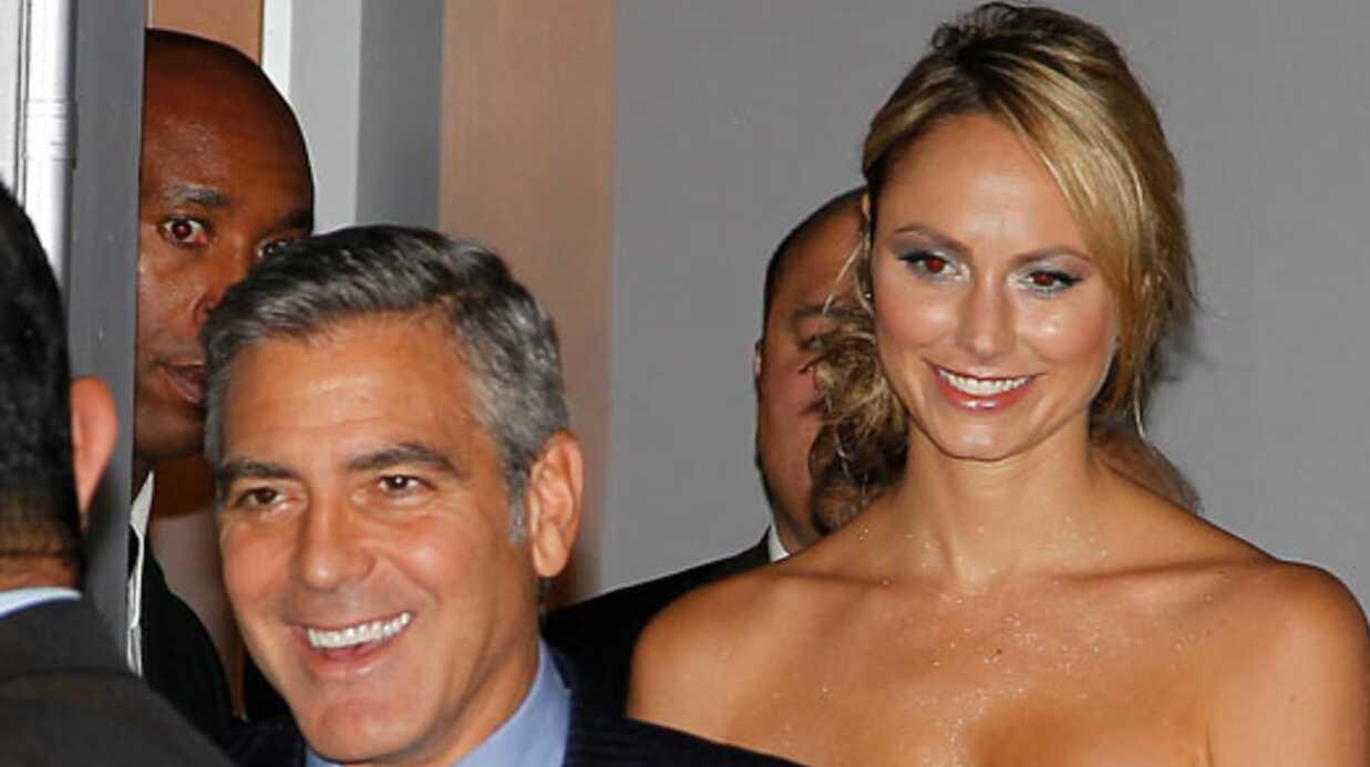 PHOTOS Georges Clooney est à Paris avec Stacy