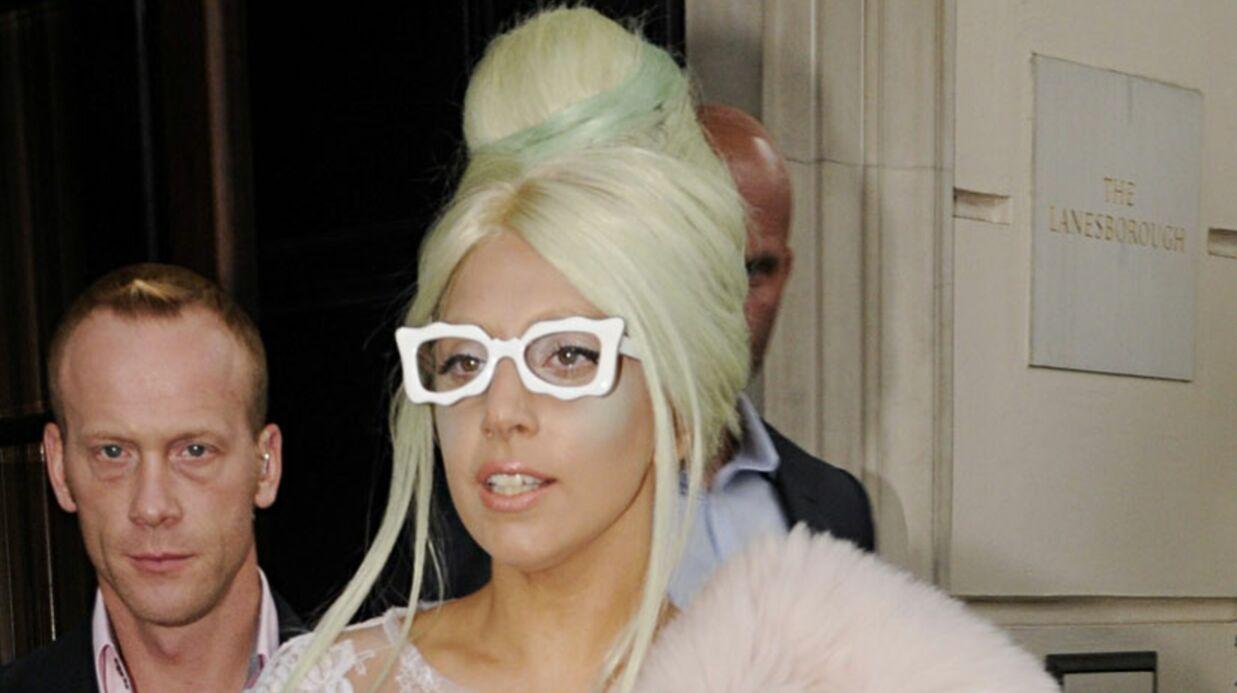 Dominique de Villepin a dîné avec Lady Gaga