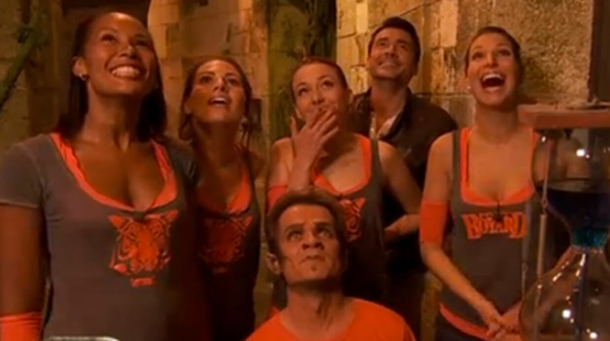 Cinq Miss France à l'at­taque de Fort Boyard pour Hallo­ween