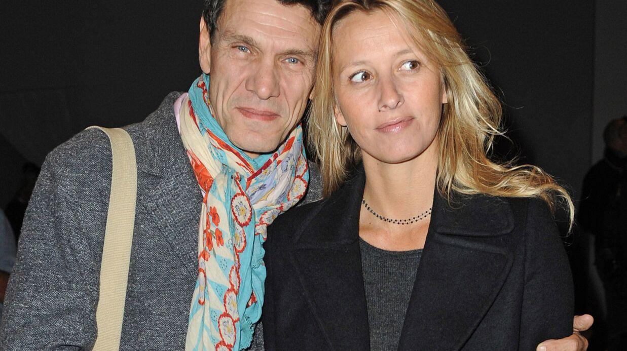 La déclaration d'amour de Marc Lavoine pour sa femme Sarah