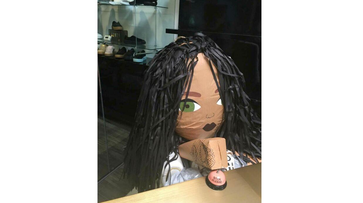 Rihanna: les employés de sa société lui font un cadeau très drôle pour la «Journée du patron»