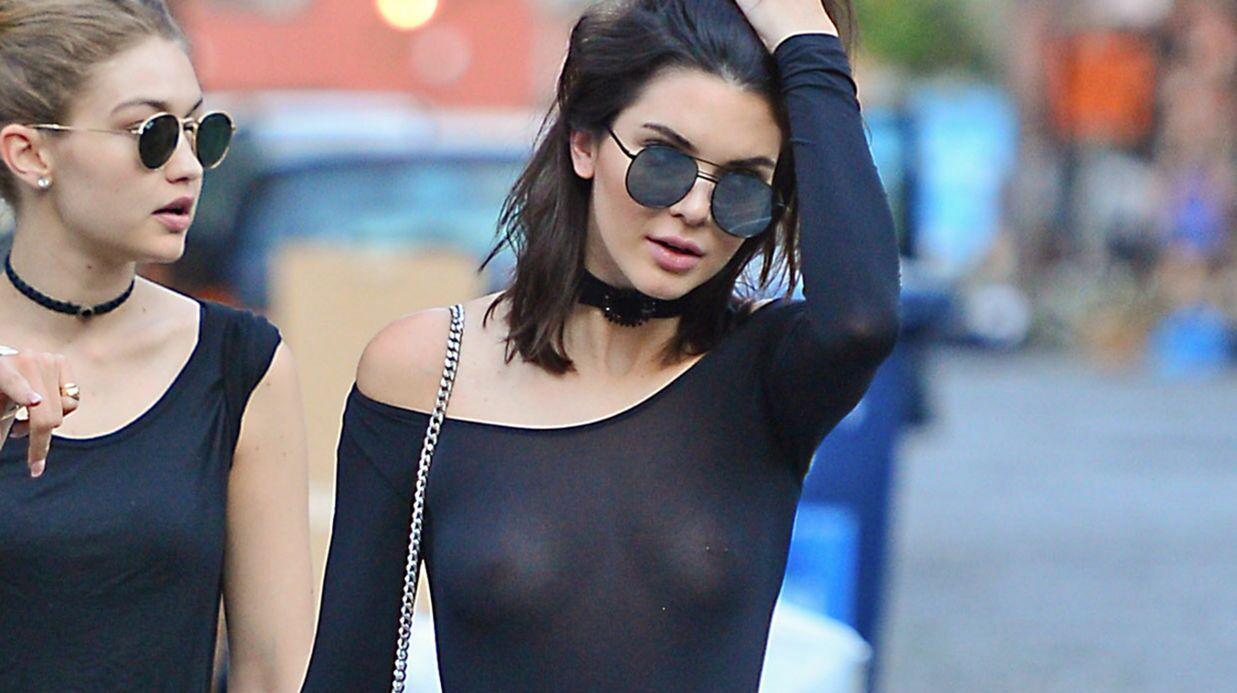 VIDEO Kendall Jenner adore poser seins nus: elle vous explique pourquoi