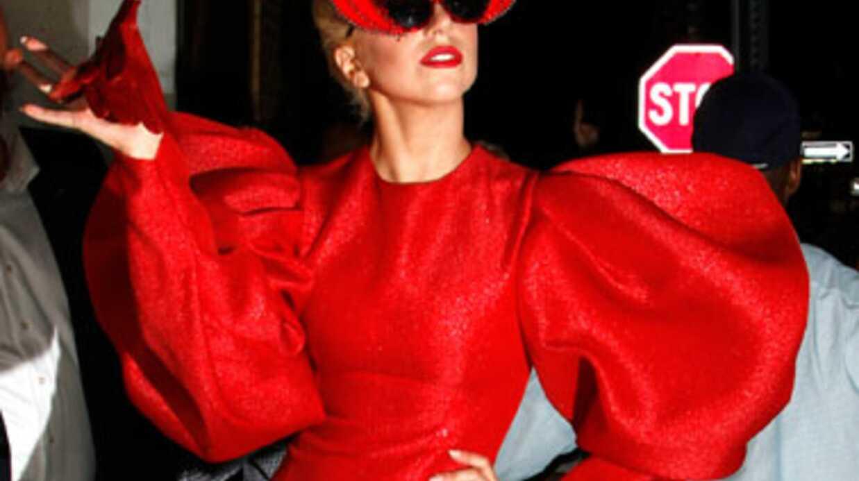 Lady Gaga: son piercing au clito en photo
