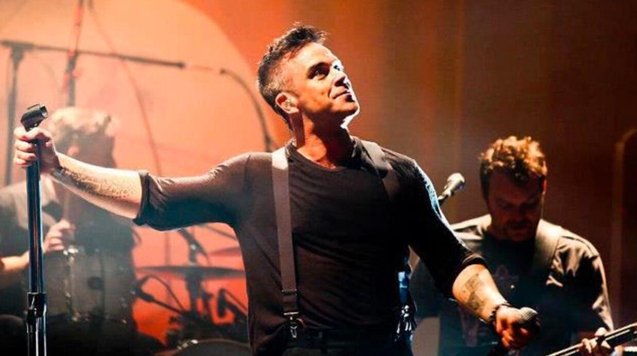 Robbie Williams est papa d'une petite fille!