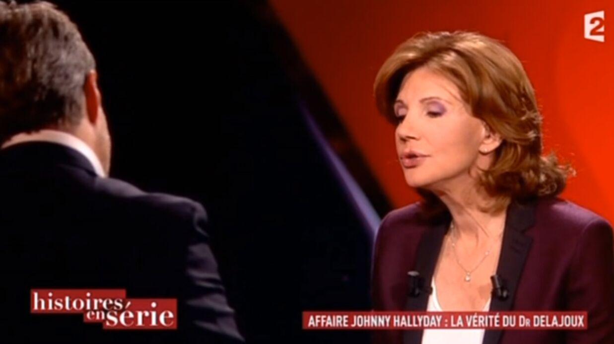 Johnny Hallyday: le Dr Delajoux donne sa version des faits