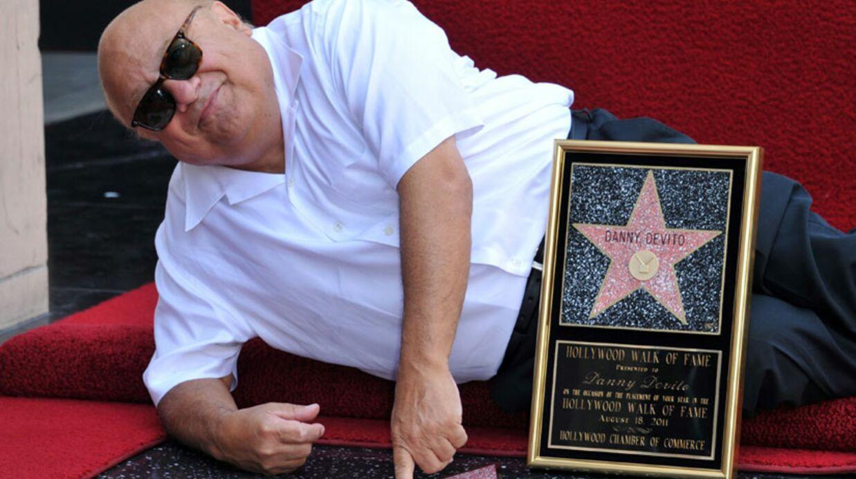 Danny DeVito a enfin son étoile sur le Walk of Fame