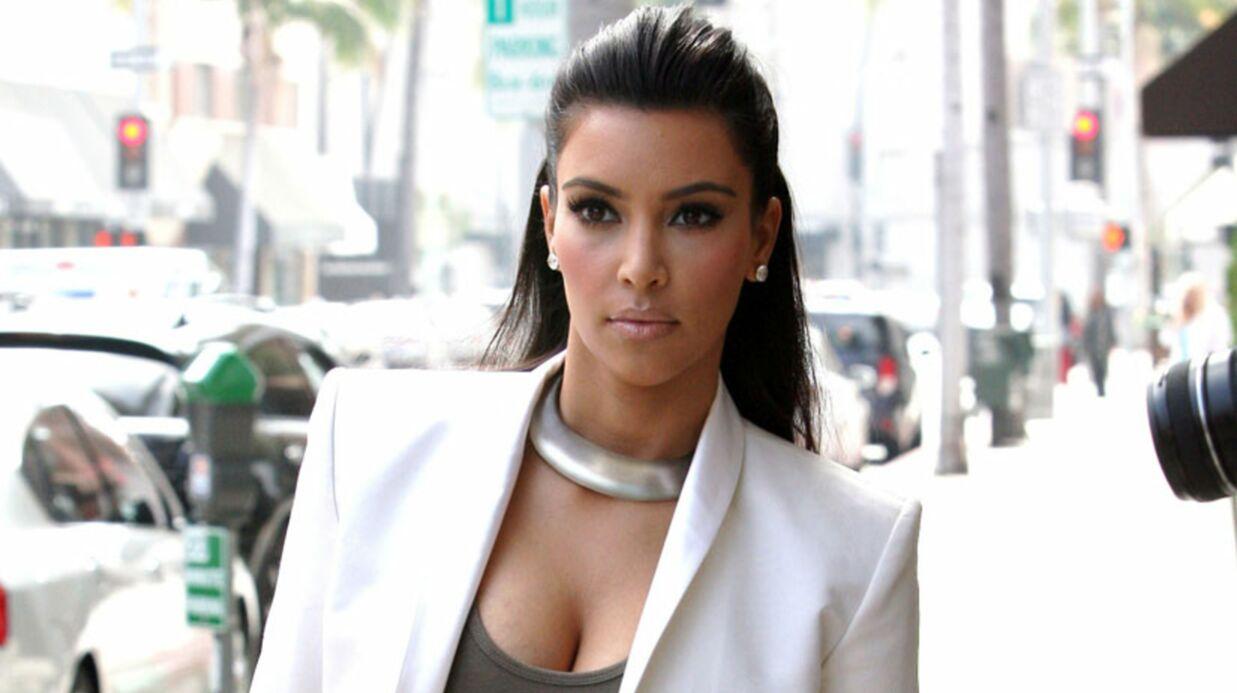 Kim Kardashian se marie aujourd'hui
