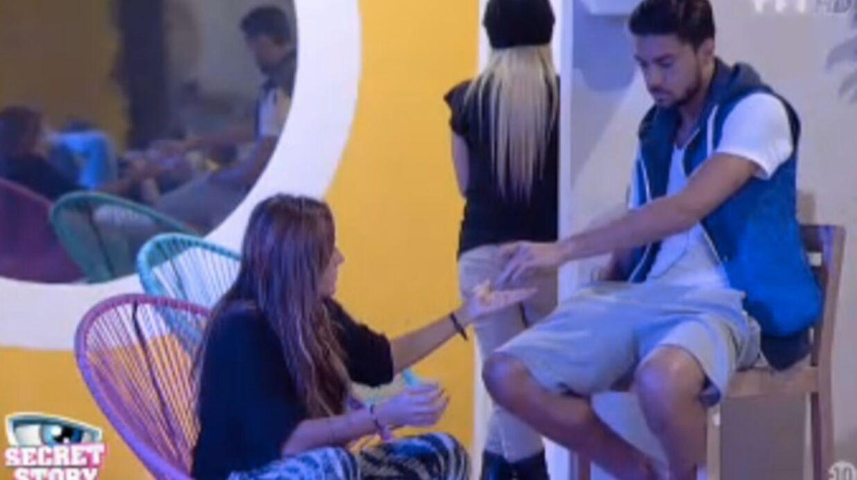 Secret Story 7: Anaïs oublie Eddy et se rapproche de Julien