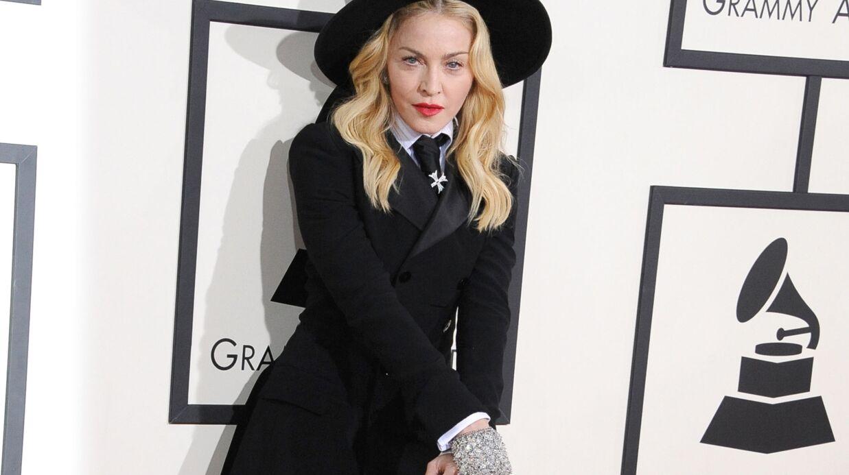 Madonna: des photos d'elle nue et des papiers personnels mis aux enchères