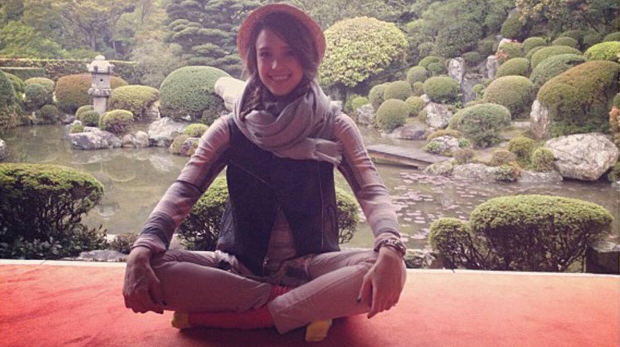 PHOTOS L'album de Jessica Alba en famille au Japon
