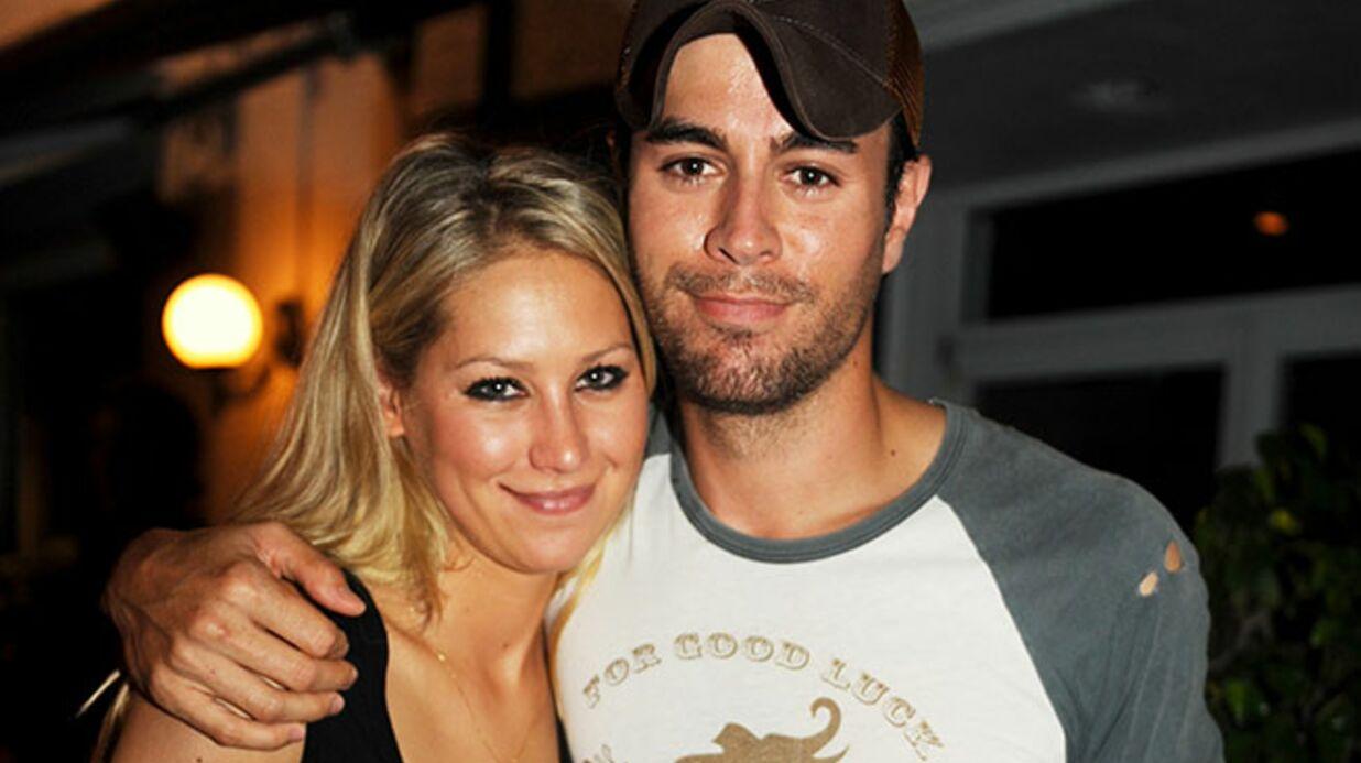 Enrique Iglesias n'a pas encore présenté Anna Kournikova à son père